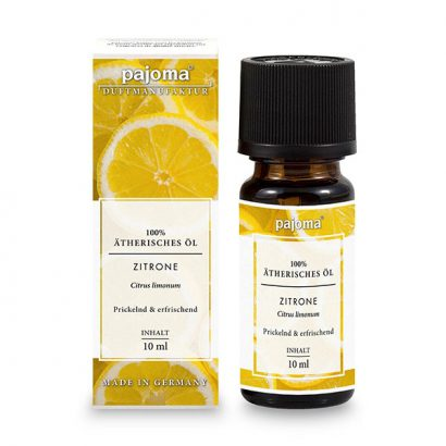 Perfume Oil – Lemon