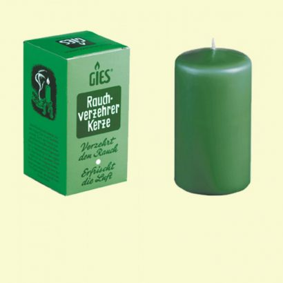 Smoke consumption candle 60 x 110 mm