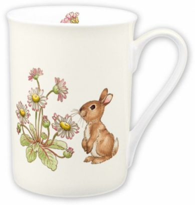Snoopy little rabbit – Bone china mug