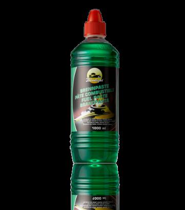 Fire gel green