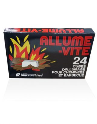 Allume-Vite Firelighter Cubes-  24 Pieces