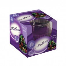 Scented Swirl Candle – Mulberry