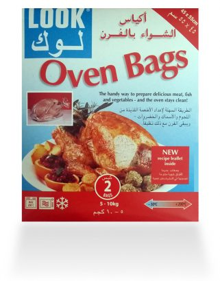 Look Oven Bags for Roasting – Giant Size