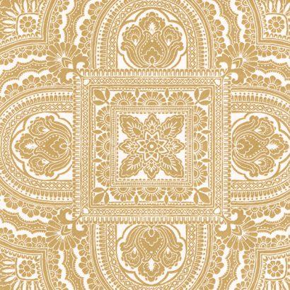 CLASSIQUE cream gold – Airlaid Dinner-napkins
