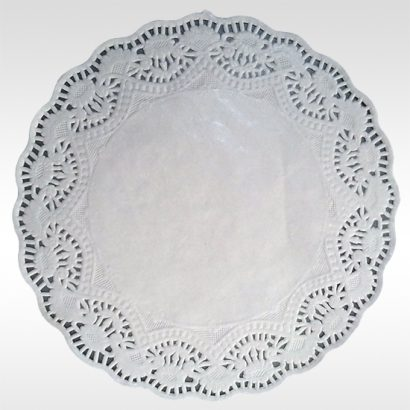 Rounded paper doilies – 24 cm