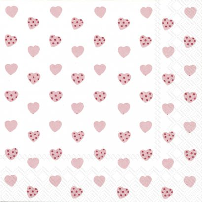MY LITTLE SWEETHEART rose – Cocktail napkins