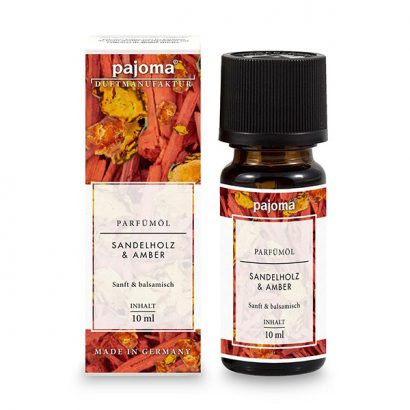 Perfume Oil – Sandalwood & Amber