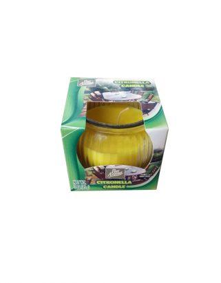 Citronella Swirl Candle – Anti Mosquito