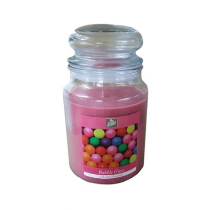 Jars candles – Bubble gum