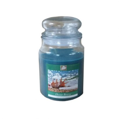 Jars candles – Ocean breeze