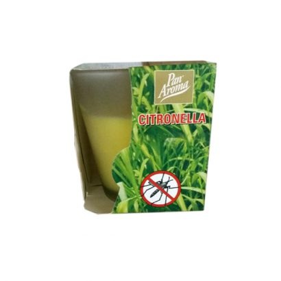 V-Shape Citronella cup Candle – Anti Mosquito